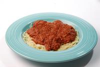 Spaghetti with Meatsauce Image