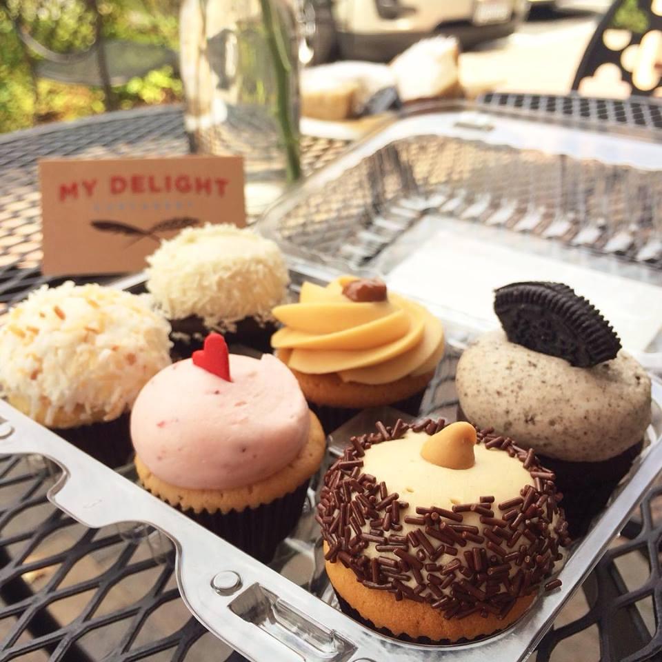 Signature Mini Cupcakes
