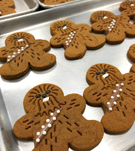 Wookie Love Cookie