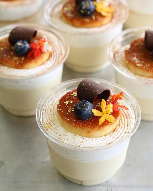Flan Tres Leches [6/13 - 6/15 ONLY]