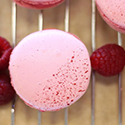 Raspberry Macaron Image