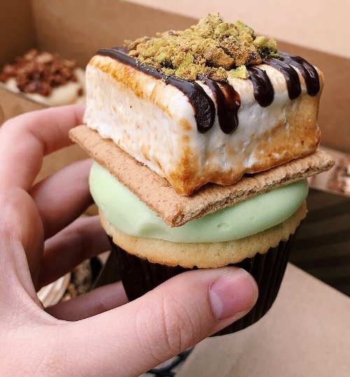 Pistachio S'mores [6/13 - 6/15 ONLY]