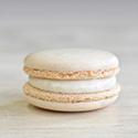 Vanilla Bean Macaron Image
