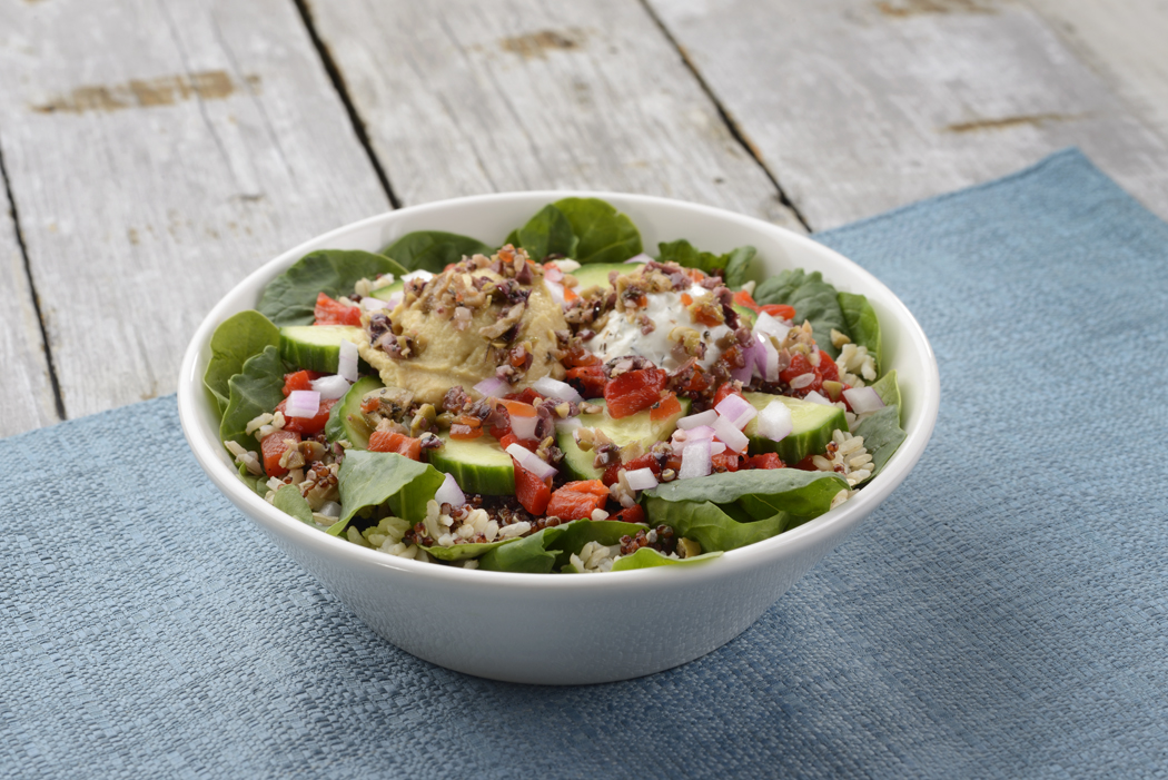 Greek Protein Bowl Image