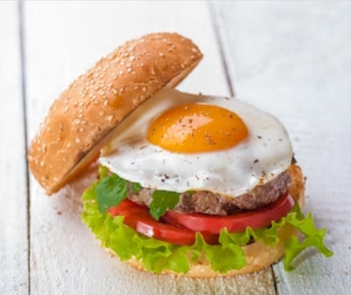Sunrise Burger Image