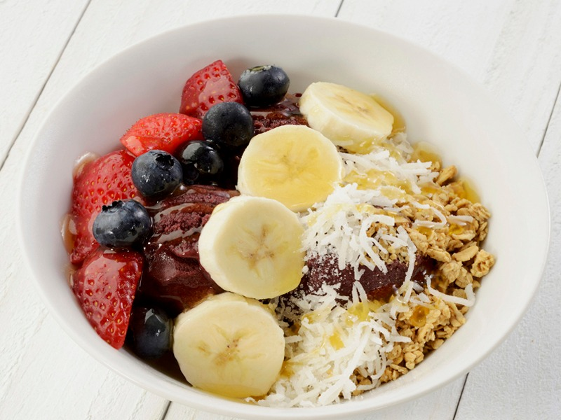 Build Your Own Acai Bowl