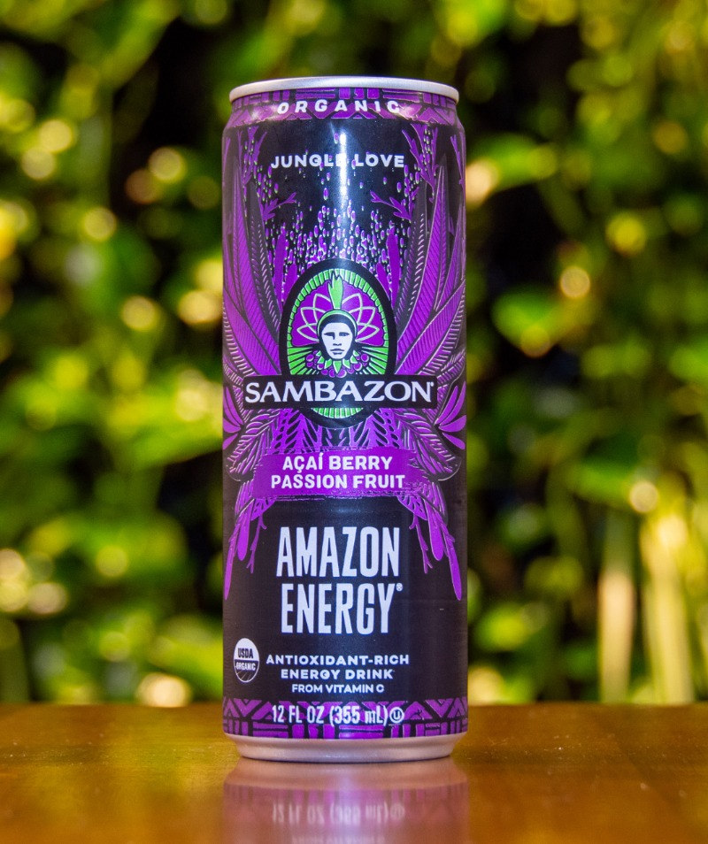 Sambazon Acai Energy Drink Image