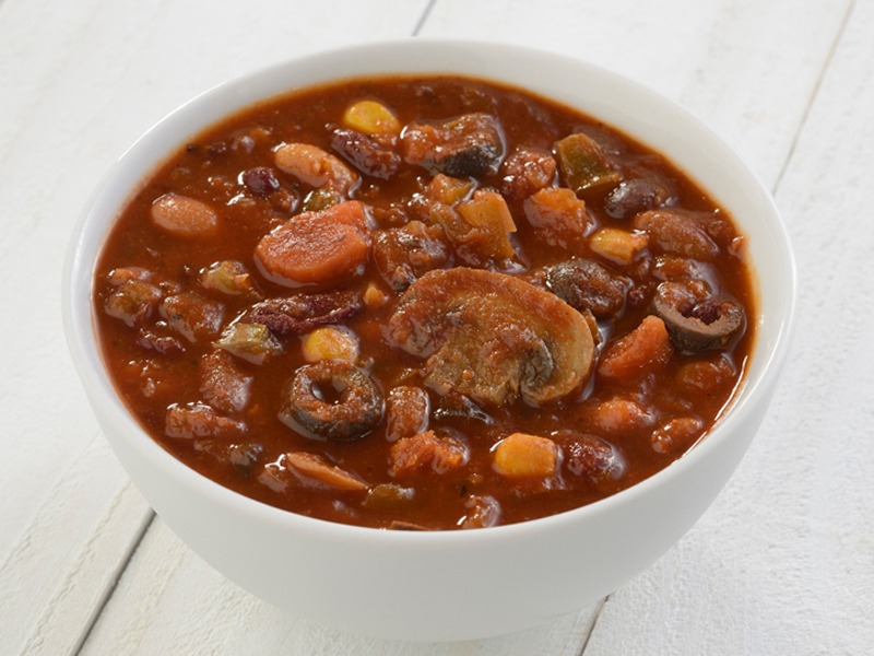 Vegetarian Chili Image