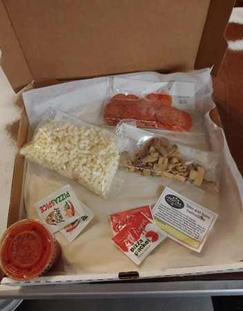 Pastime Pizza Kit