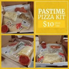 Pastime Restaurant