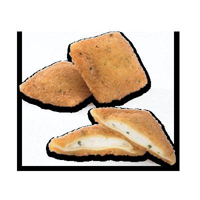 Breaded Ravioli's