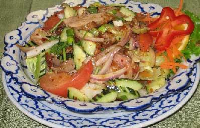 Thai Spicy Salad Image