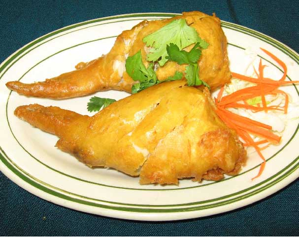 Stuffed Fried Chicken Wings (2) Image