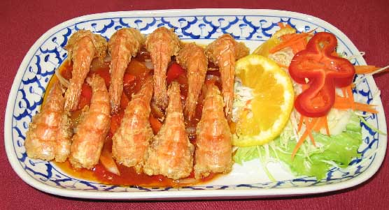 Shrimp in Shell Image