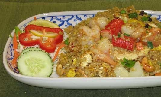 Thai House Fried Rice Image
