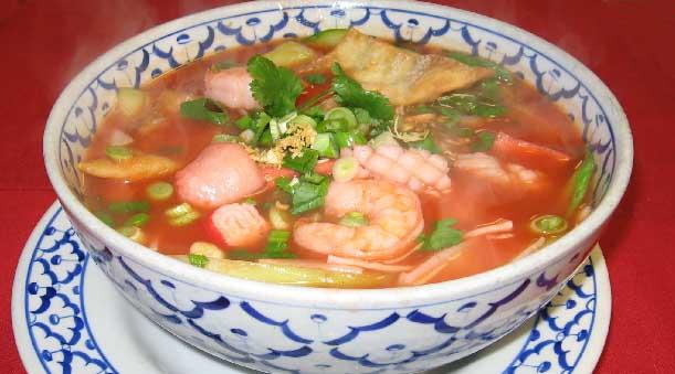 Yen Ta Fo Soup Image