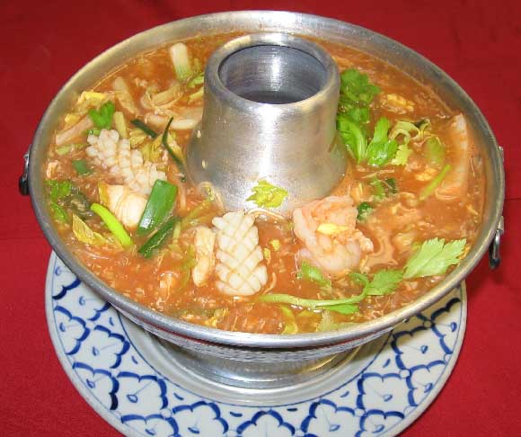 Thai Sukiyaki Image