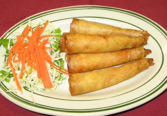 Shrimp Rolls (5) Image