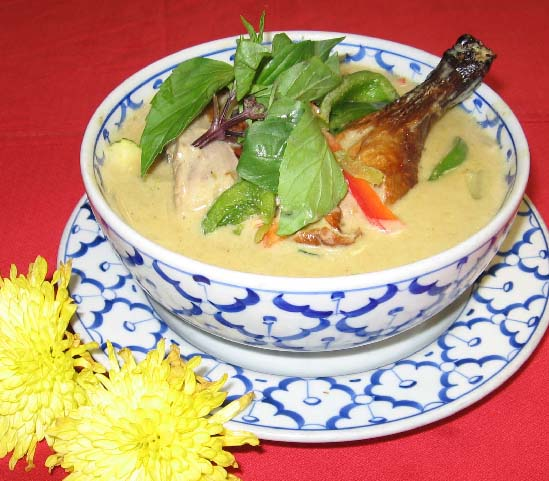 Duck Curry Image