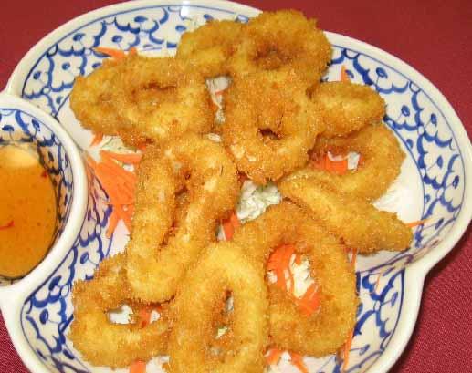 Crispy Sweet Squid Image