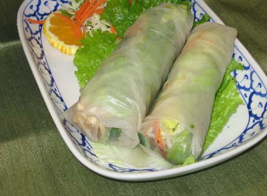 Fresh Rolls (2) Image