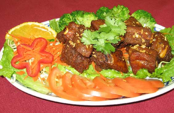 Pork Spare Ribs Image