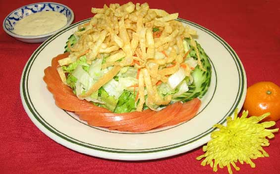 House Garden Salad Image