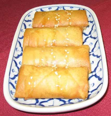Fried Banana (4)  Image