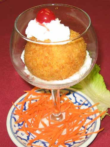 Fried Ice Cream Image