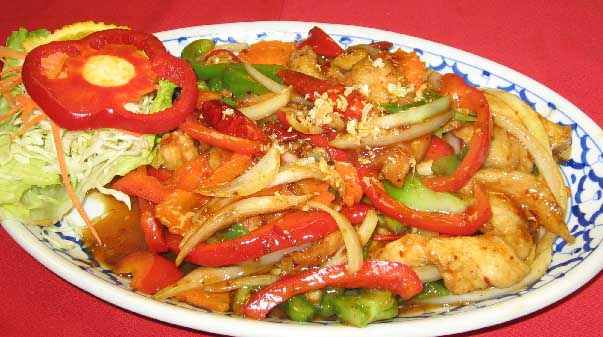 Spicy Dry Hot Pepper Image