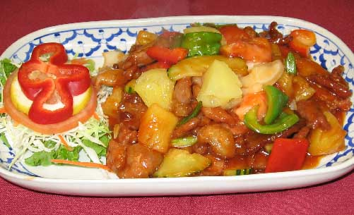 Sweet & Sour (Thai Style) Image