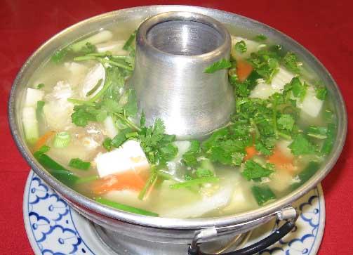 Tofu Soup Image