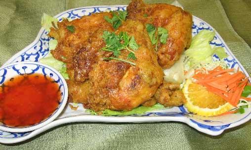 Crispy Chicken Image