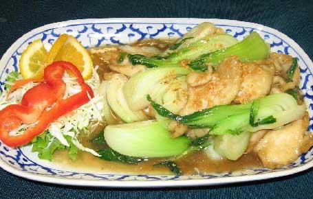 Bok Choy Image