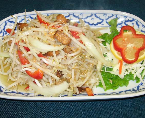 Bean Sprout (w/Salty Fish) Image