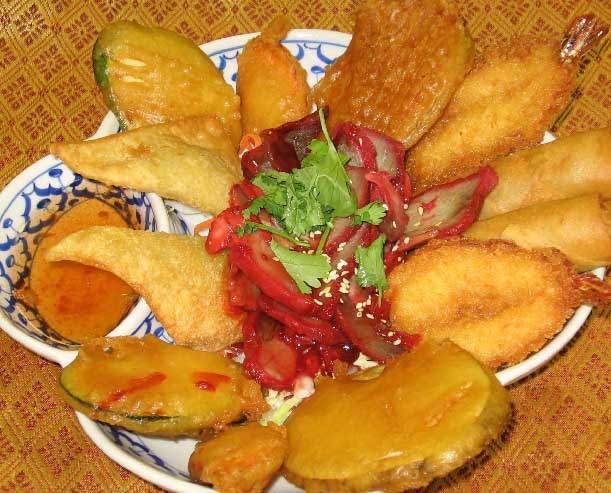House Appetizers Image