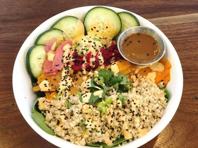 The UB Poke' Bowl