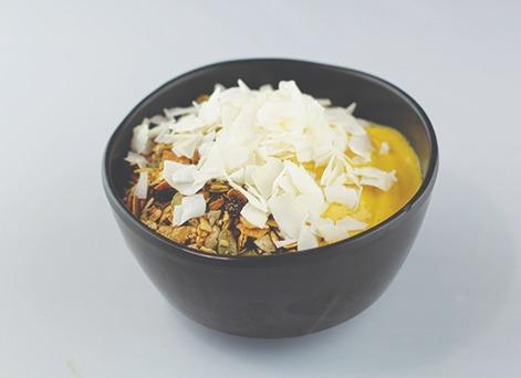Golden Glow Bowl Image