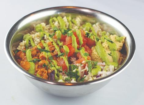 Shwarma Bowl Image