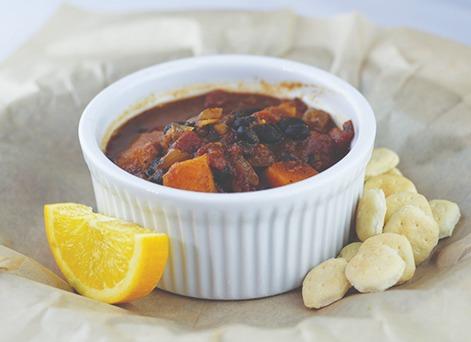 Sweet potato Chili Image