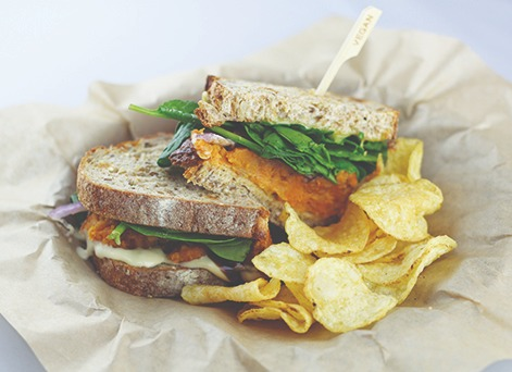 Sweet Potato Melt Image