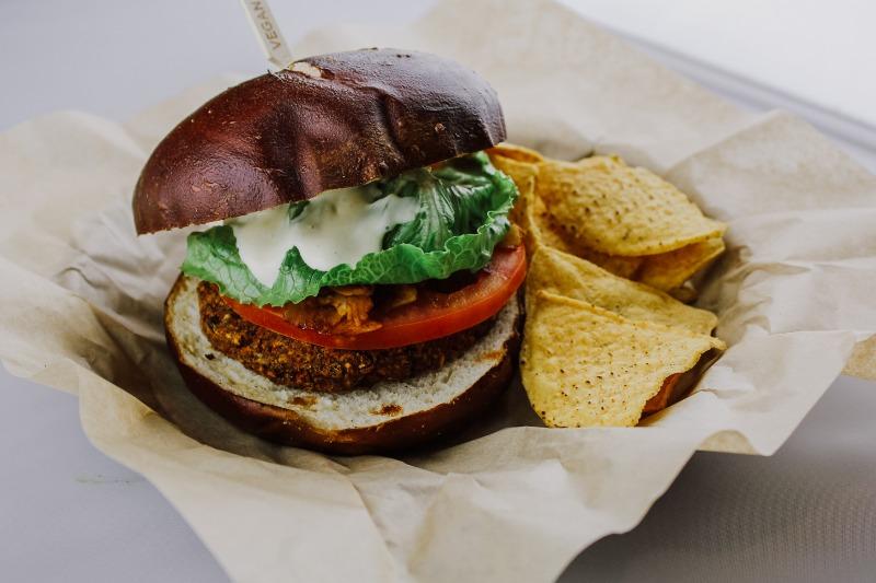 B.L.T. Burger Image