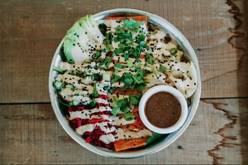 The UB Poke' Bowl Image