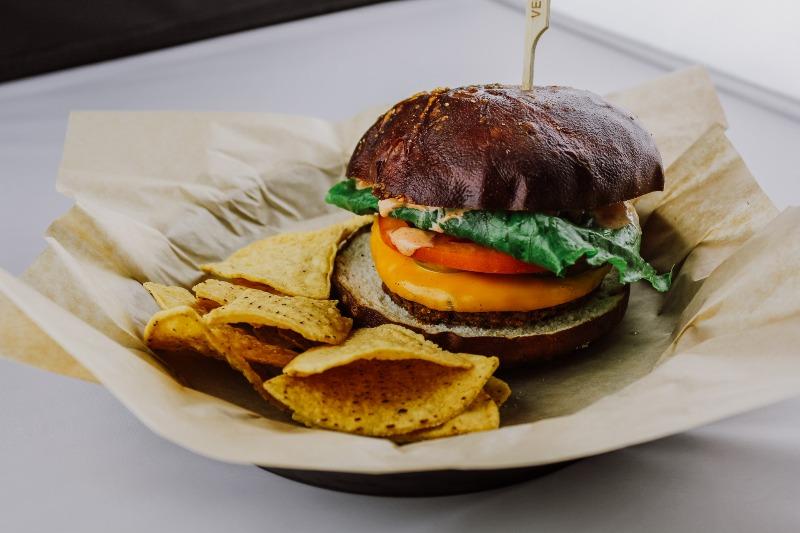 Classic Burger Image