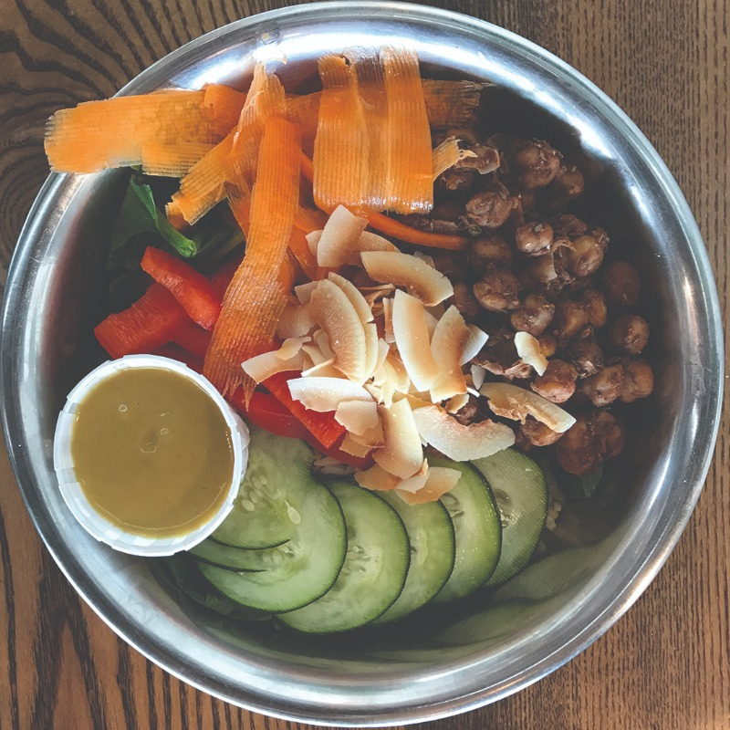 Tropical Buddha Bowl Image