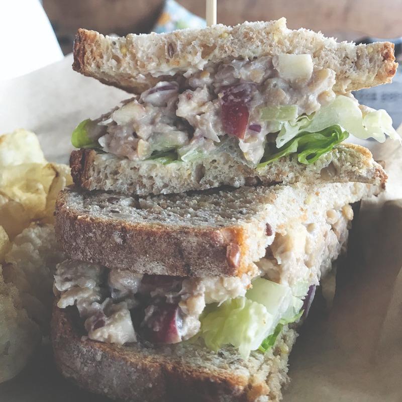 Waldorf Sandwich Image