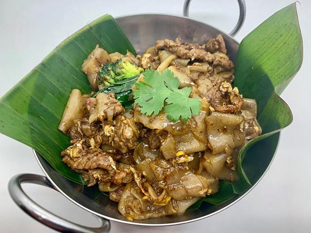 N2. Pad See Ew Noodle. Image