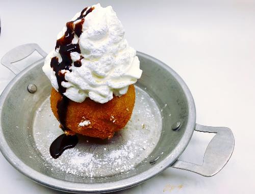 Fried Ice Cream Image