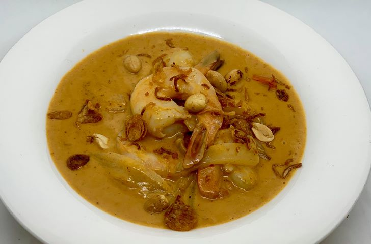 C4. Massaman Curry Image