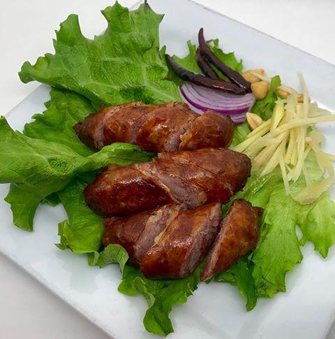 A15. Thai Northeast Sausage (Sai Gork Esarn)